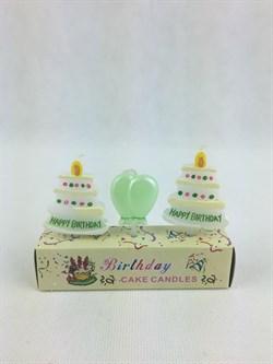 "Набор свечей ""Happy Birthday"" - фото 10056"