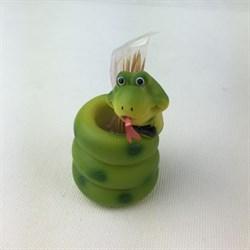 """Подставка для зубочисток """"Змея"""" - фото 10151"""