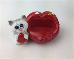 "Подставка для телефона ""Котик"" - фото 10153"