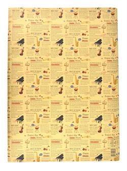 Крафт-бумага(25шт) - фото 10274