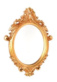 Зеркало в раме из полиуретана  - фото 10466