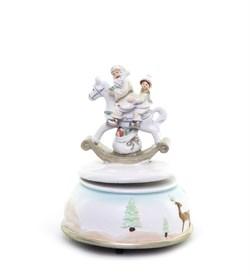"""Композиция музыкальная """"Дед Мороз на лошадке"""" - фото 10618"""