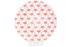 "Тарелка ""Фламинго"" - фото 11831"