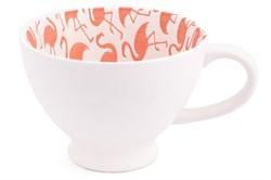 "Чашка ""Фламинго"" - фото 11832"