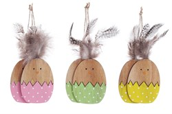 "Декор подвесной ""Яйца"" - фото 11908"