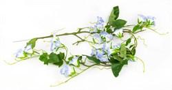 Искусственные цветы (голубой) - фото 12729