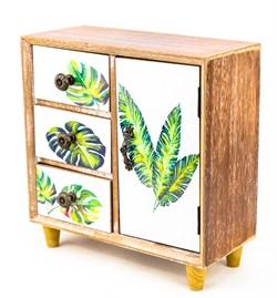 """Ящик для мелочей """"Листья"""" - фото 12938"""