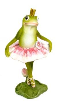 Лягушка в розовой пачке - фото 17538