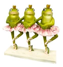 Танец лягушат - фото 17539