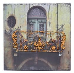 Декоративное панно на стену 56х56см - фото 4797