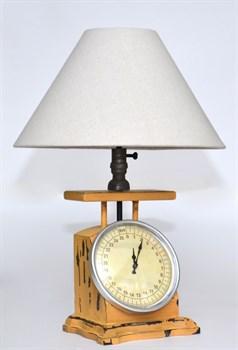 """Настольная лампа """"Весы"""" - фото 4913"""