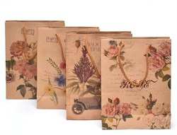 Подарочные пакеты (асс.4,мин12) - фото 5068