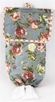 """Мешок для пакетов """"Синяя роза"""" - фото 5487"""