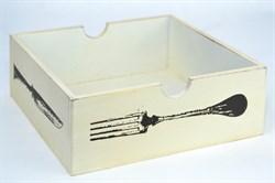 Ящик для столовых приборов  - фото 5704