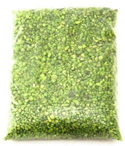 Гравий 0,5кг(салатовый) - фото 6275