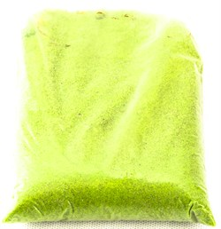 Песок 0,5кг(салатовый) - фото 6284