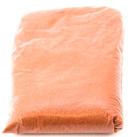 Песок 0,5кг(оранж) - фото 6286