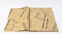 Крафт-бумага - фото 6420