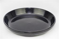 Поддон(черный) 19см - фото 6976