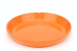 Поддон( оранжевый) 19см - фото 6982