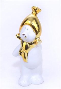 Медвежонок(золотой) - фото 7684