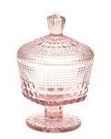 Конфетница (розовый)