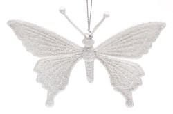 Бабочка (белый) (45)