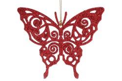 Бабочка (красный) (45)