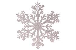 Снежинка (розовый) (45)