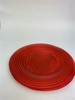 Тарелка (оранжевый)