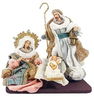 "Святое семейство ""Цветочное кружево"""