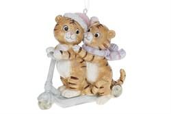 Тигрята на самокате (мин2)