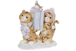 Тигрята с подарком (мин4)