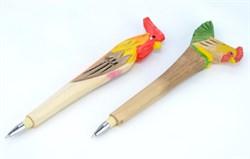 """Шариковая ручка """"Петух и курочка""""(асс.2мин2)"""