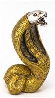 Змея 15cм