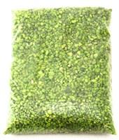 Гравий 0,5кг(салатовый)