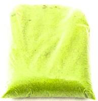 Песок 0,5кг(салатовый)