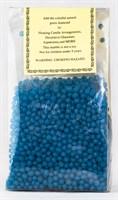 Камни 0,5кг(синие шарики)
